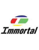 Bild: Logo Immortal T-Shirts - Bangkok Shirt Connection
