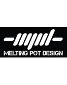 Bild: Logo Melting Pot Design T-Shirts - Bangkok Shirt Connection